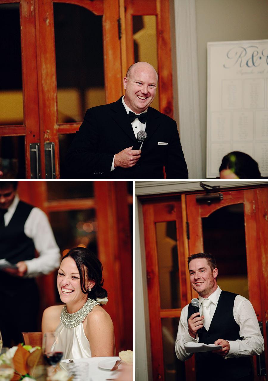 Bathurst Wedding Photographers: Reception