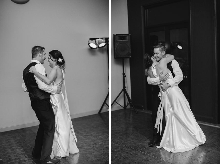 Bathurst Wedding Photography: Bridal Waltz