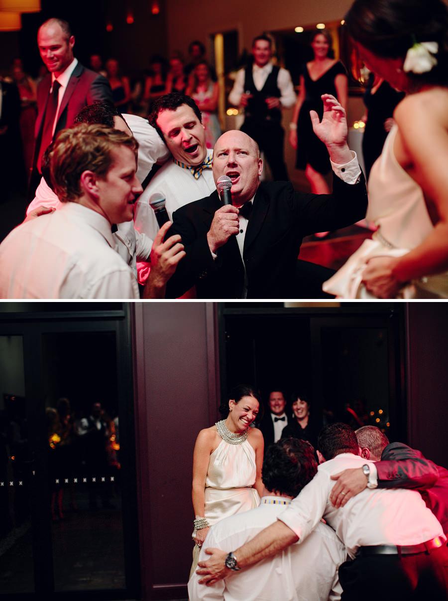 Blayney Wedding Photographer: Dancefloor
