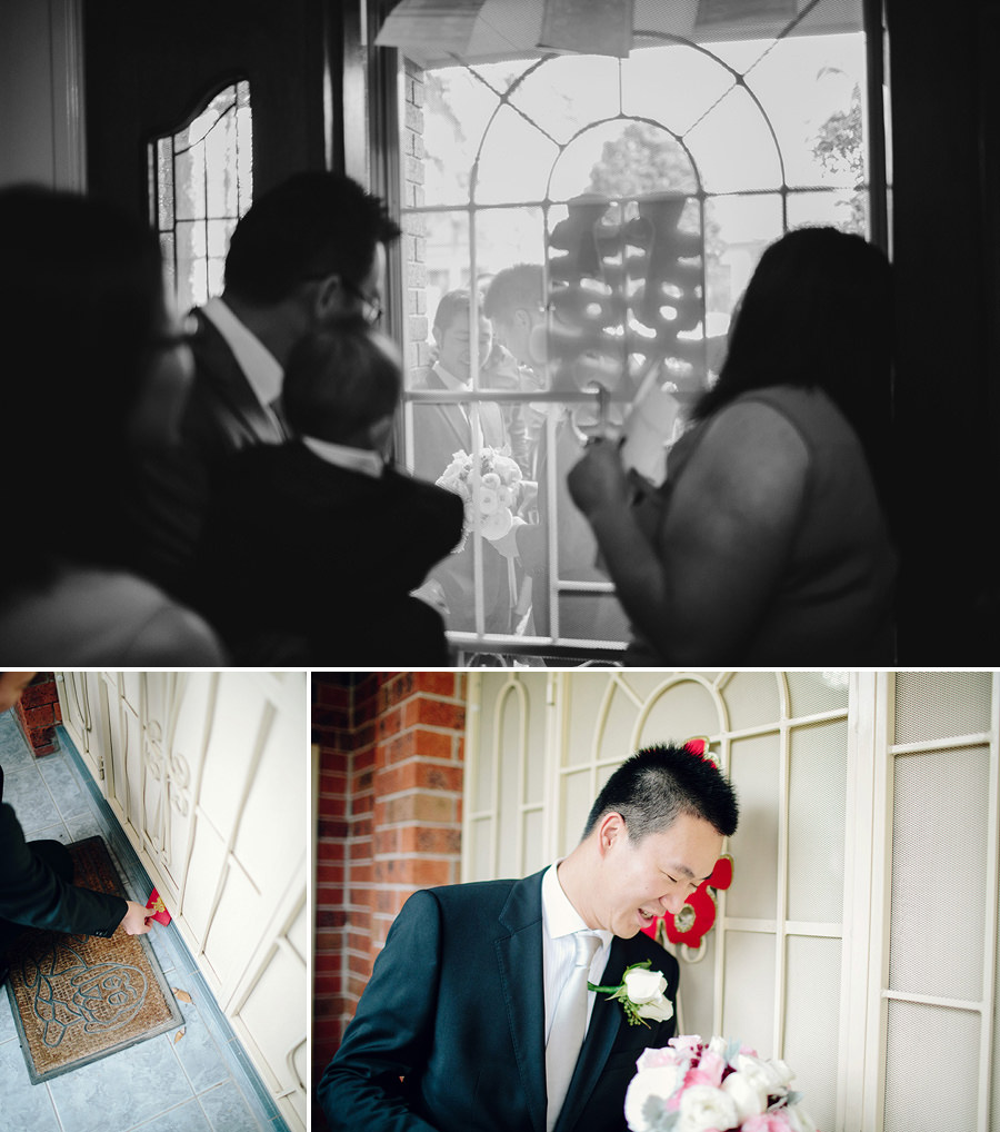 Chinese Wedding Photographers: Door games