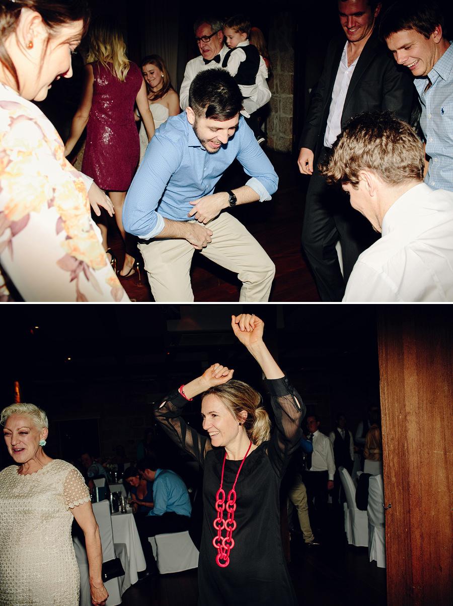 Contemporary Wedding Photographer: Reception