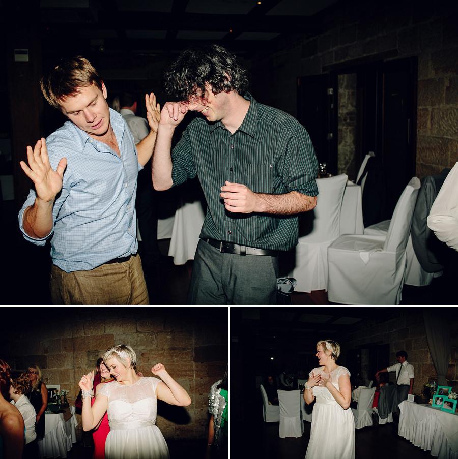 Contemporary Wedding Photography: Reception