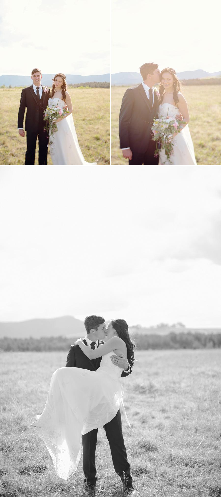 Elegant Wedding Photography: Bride & Groom Portraits
