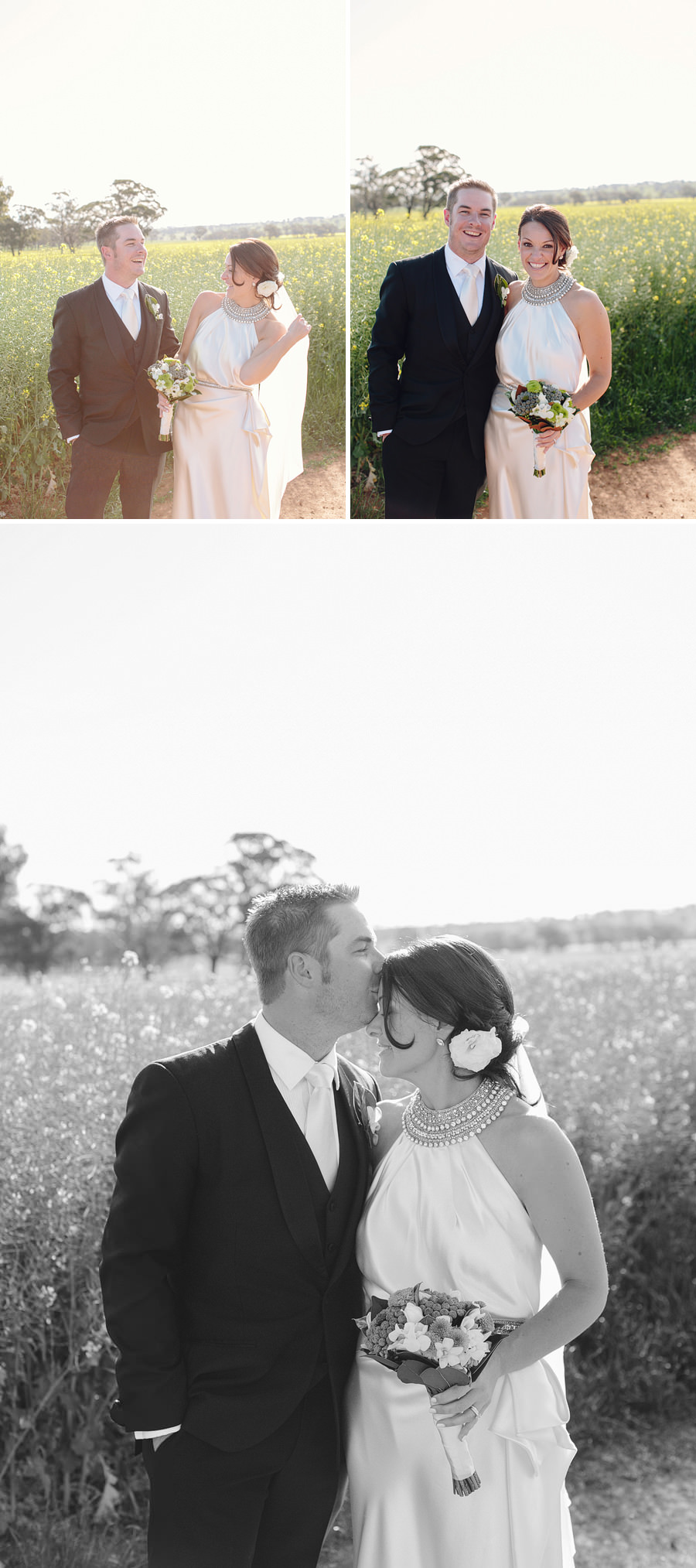 Fine Art Wedding Photographer: Bridal Party Portraits