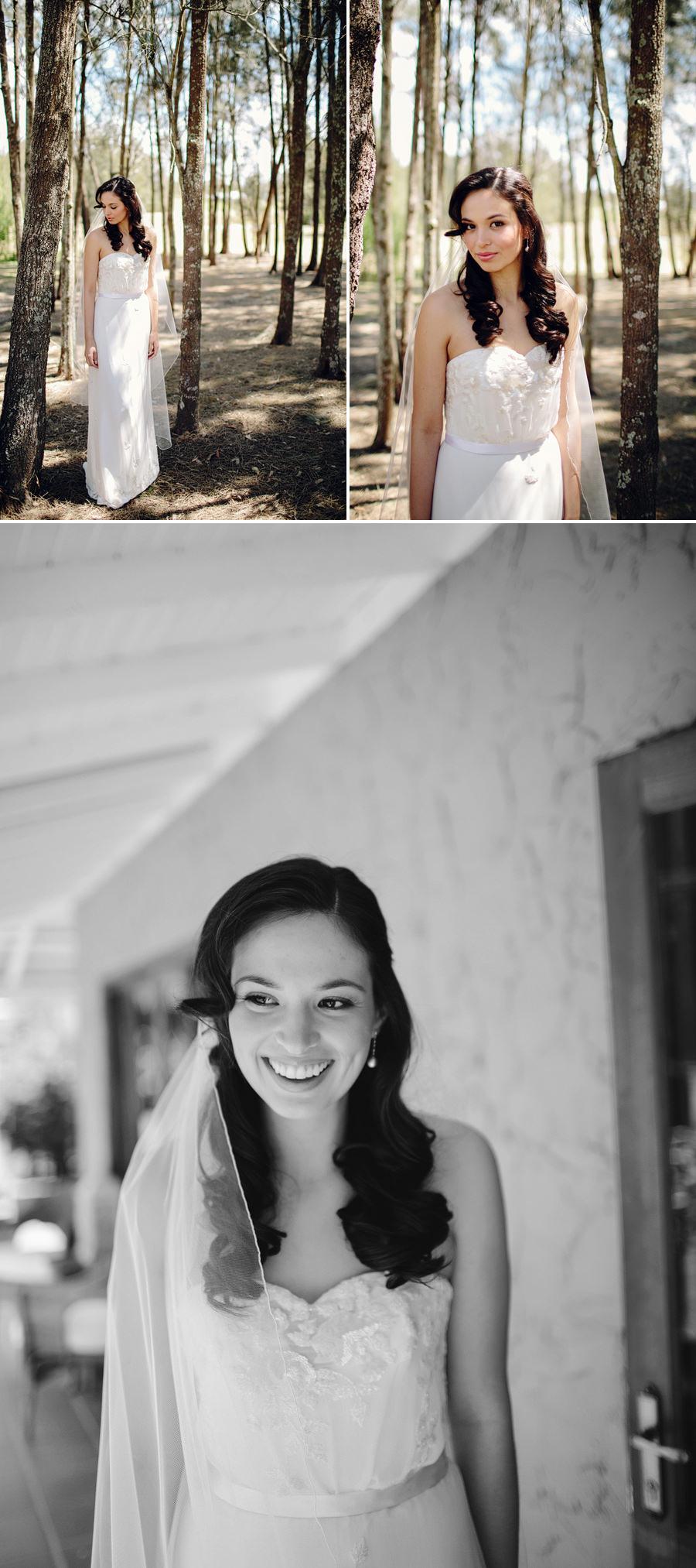 Fine Art Wedding Photographers: Bridal portraits