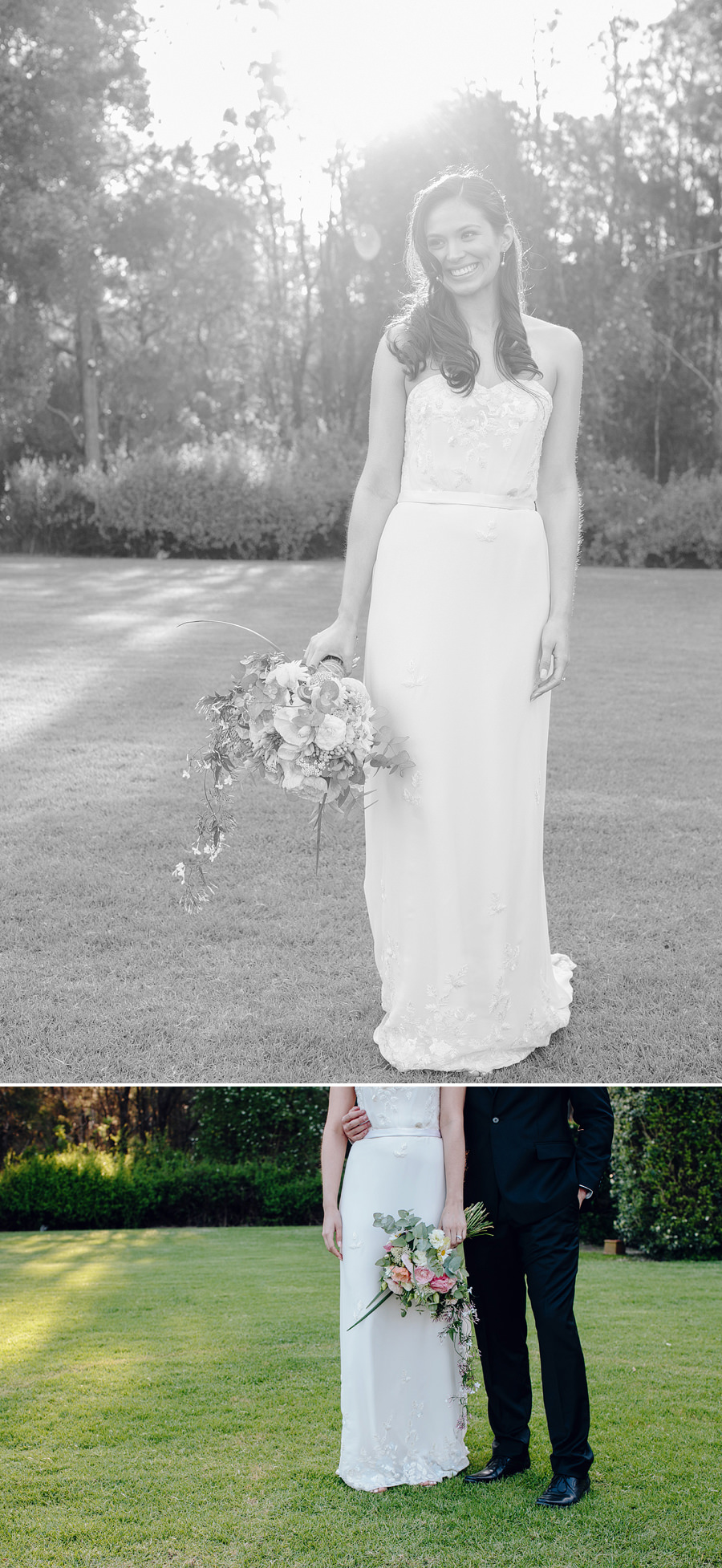 Fine Art Wedding Photography: Bride portraits