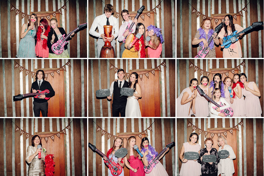 Hunter Valley Photobooth Photographer: Wedding Photobooth