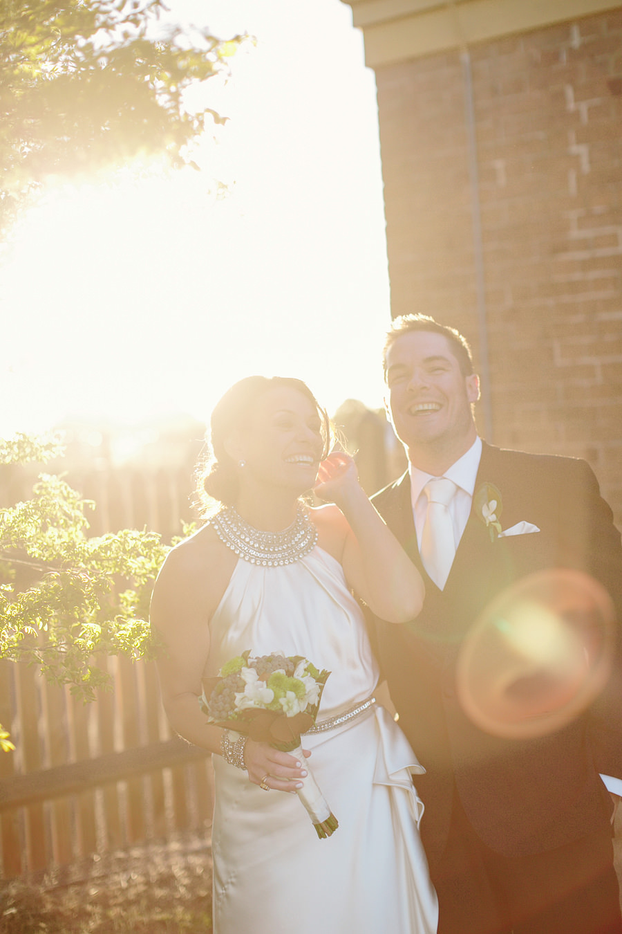Millthorpe Wedding Photographers: Bridal Party Portraits