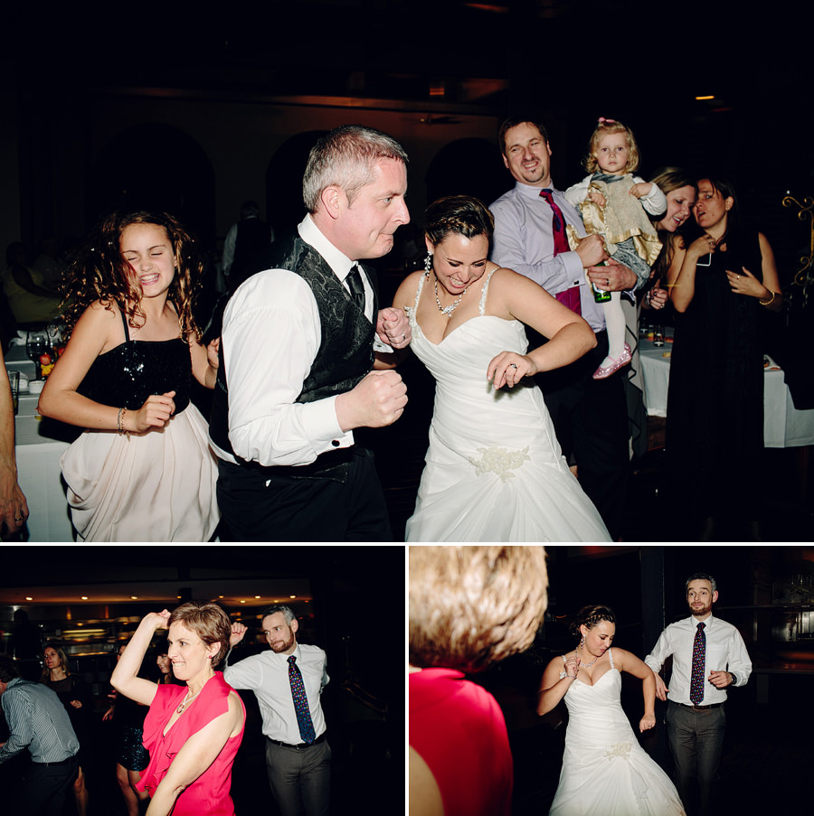 Modern Wedding Photographer: Dancing