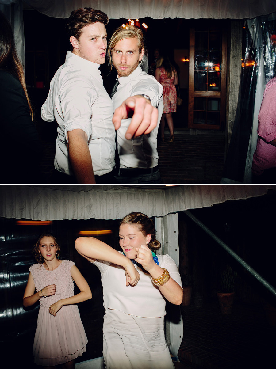 Modern Wedding Photography: Party