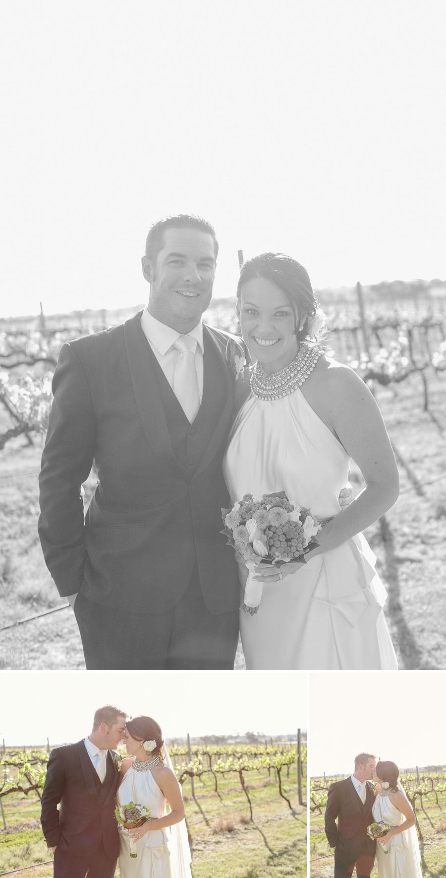 Monument Vineyard Millthorpe Wedding Photographers: Bridal Party Portraits