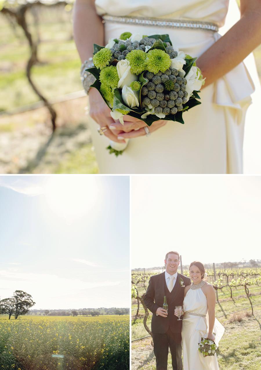 Monument Vineyard Wedding Photographer: Bridal Party Portraits