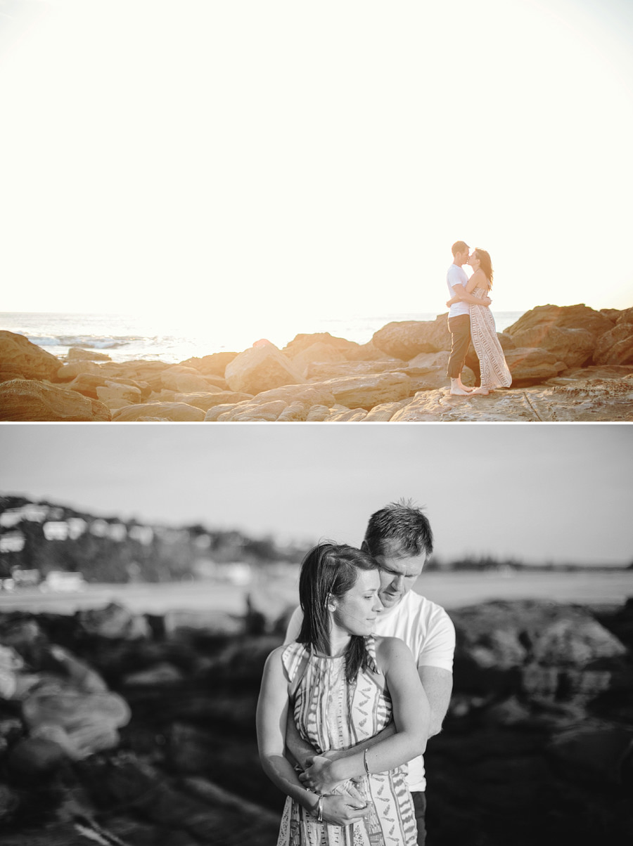 Palm Beach Engagement Photography: Laura & Josh at sunrise