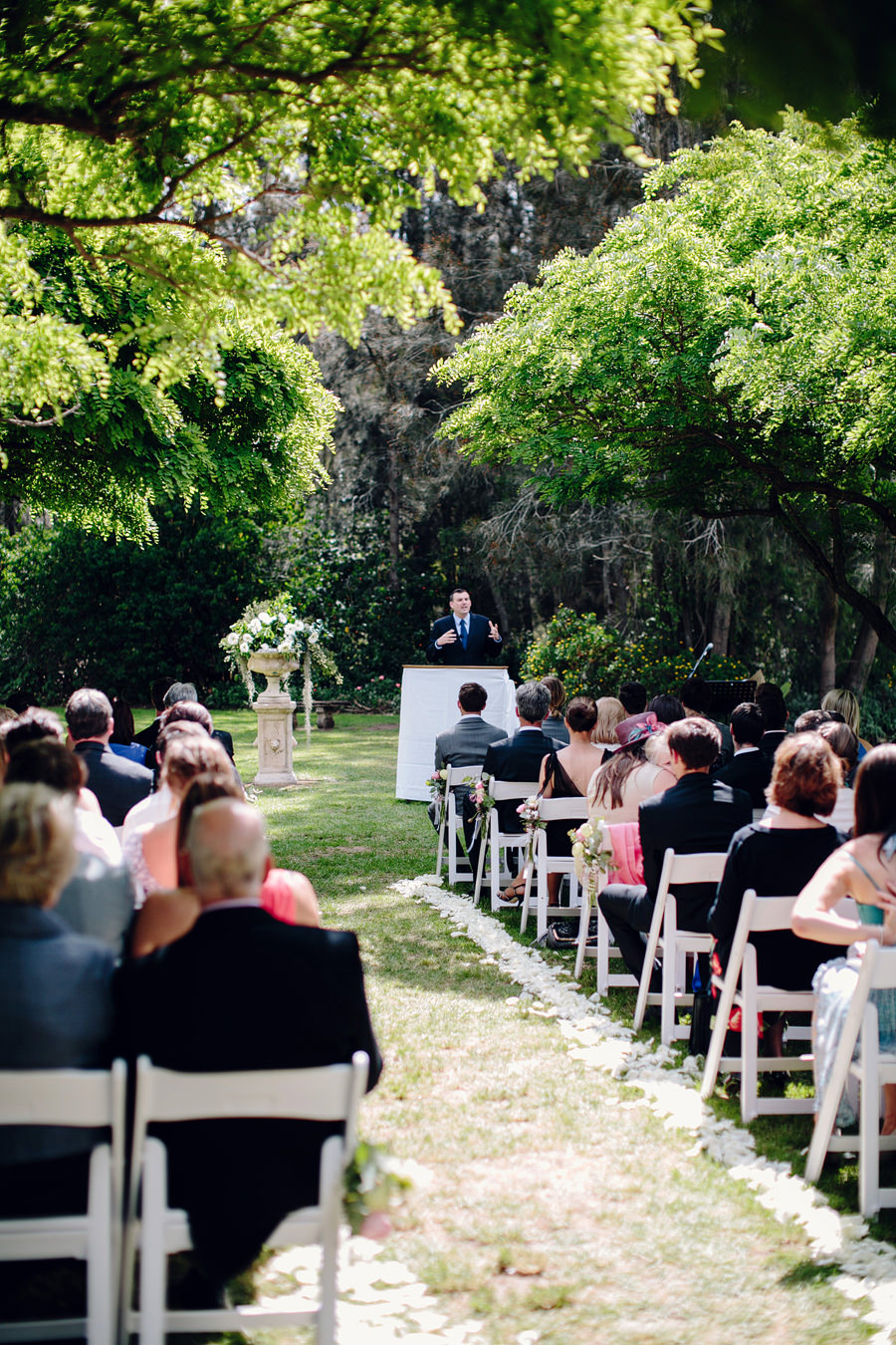 Roberts Hunter Valley Wedding Photographer: Pastor