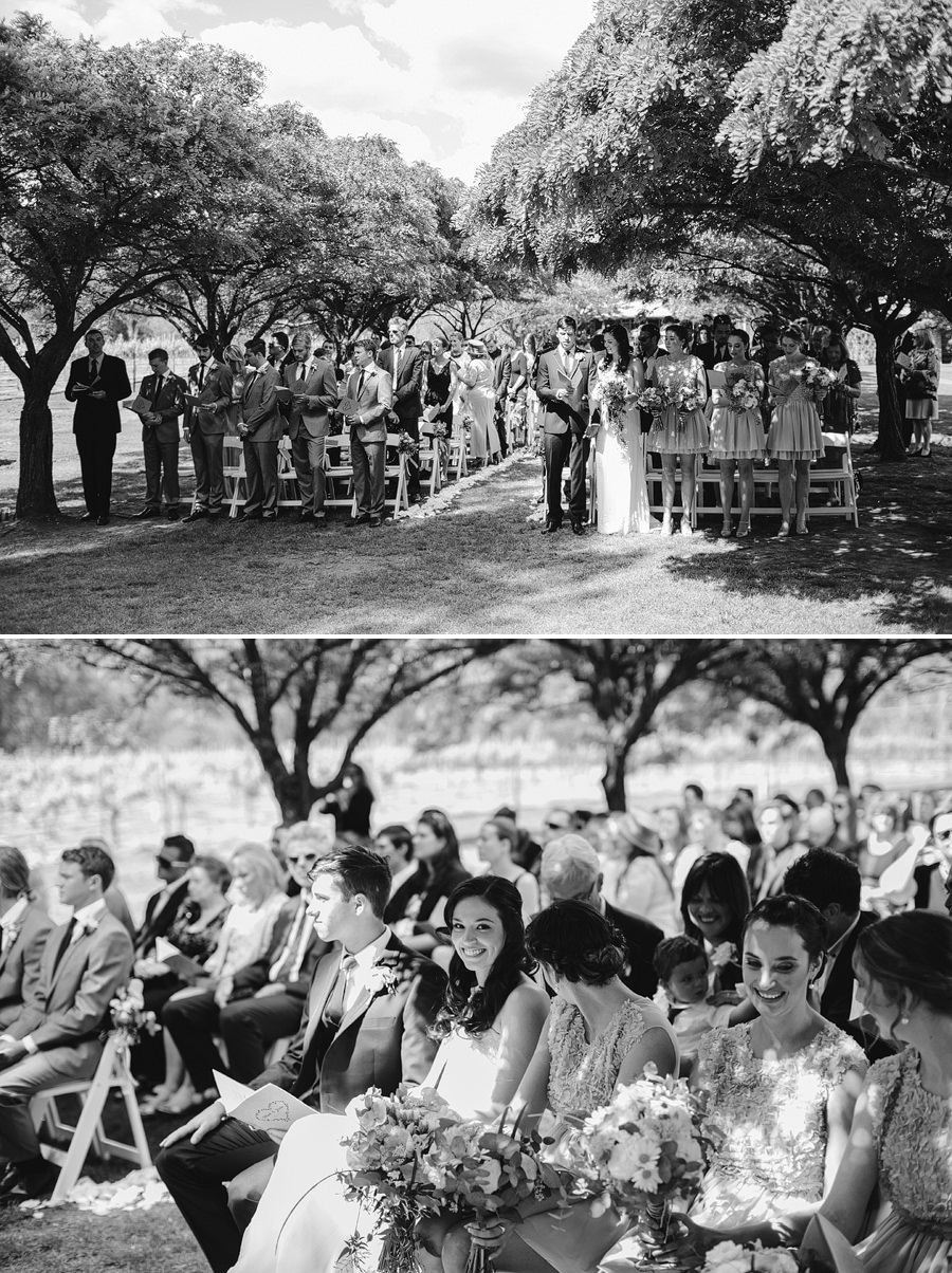 Circa 1876 Wedding Photographers: Ceremony