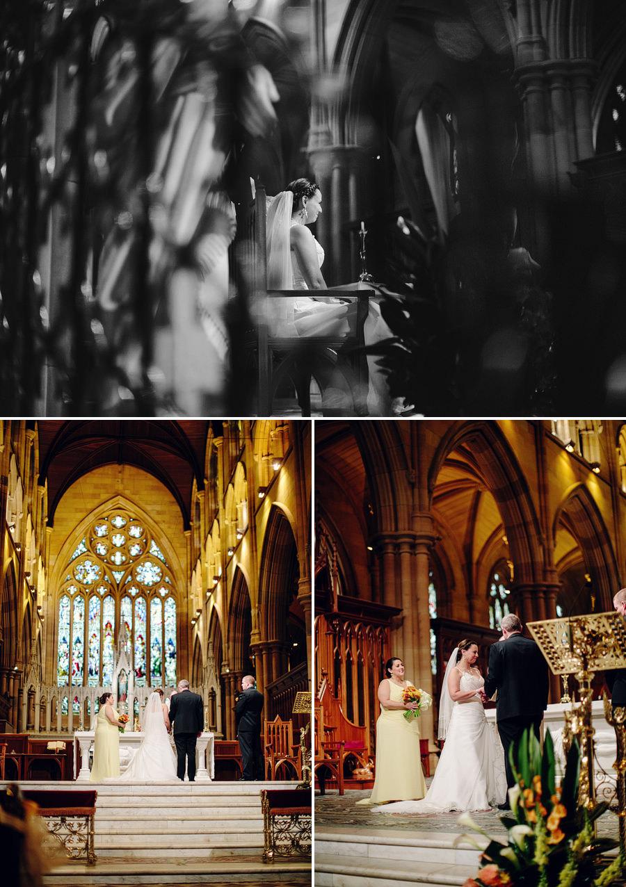 St Marys Wedding Photographers: Ceremony