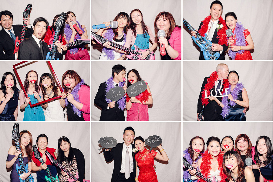 Sydney Wedding Photobooth: Photobooth