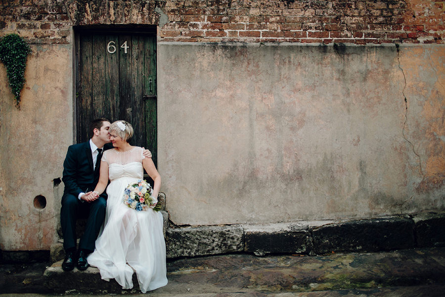 Sydney Wedding Photographer: Bride & Groom portraits