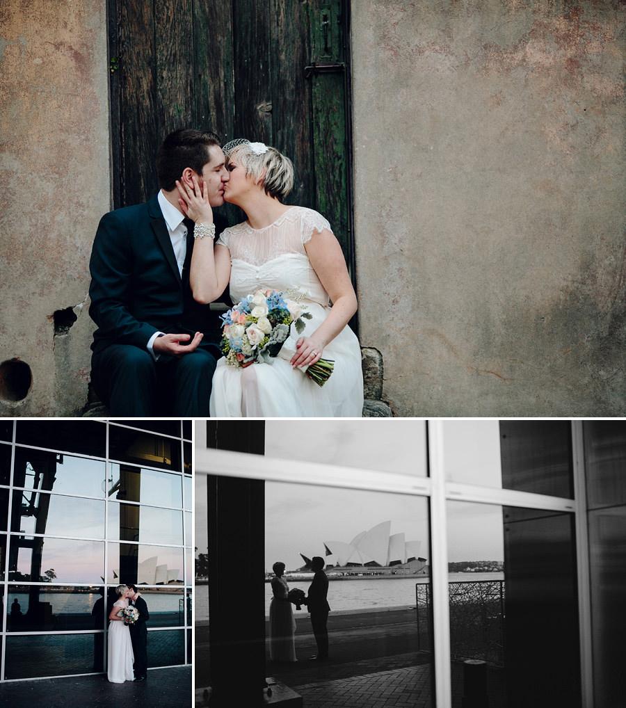 Sydney Wedding Photographers: Bride & Groom portraits