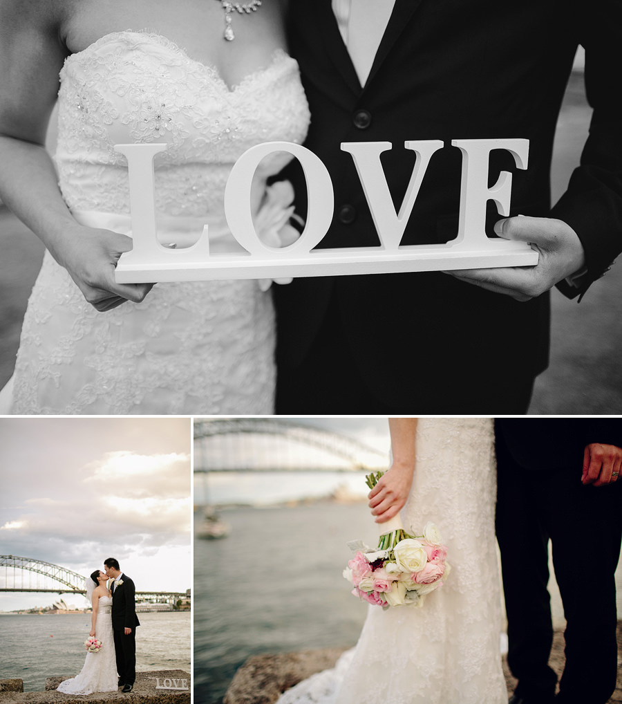 Sydney Wedding Photographers: Bride & Groom in Sydney