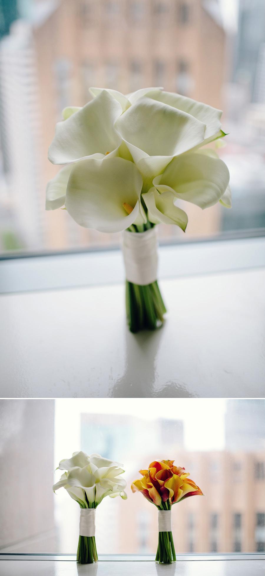 Sydney Wedding Photography: Bouquets