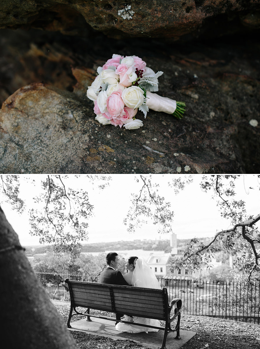 Sydney Wedding Photography: Bouquet