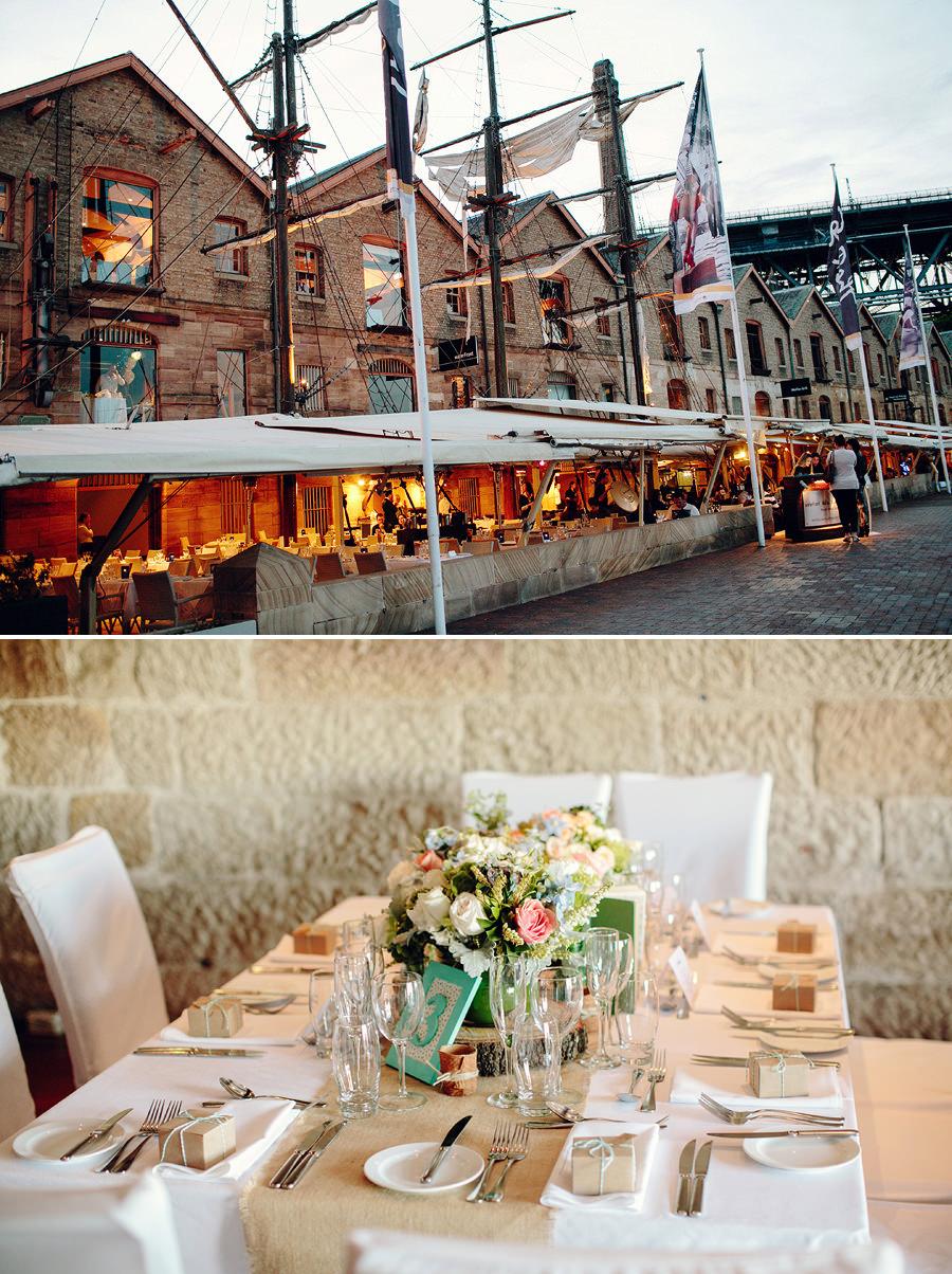 Sydney Wedding Photography: Reception details