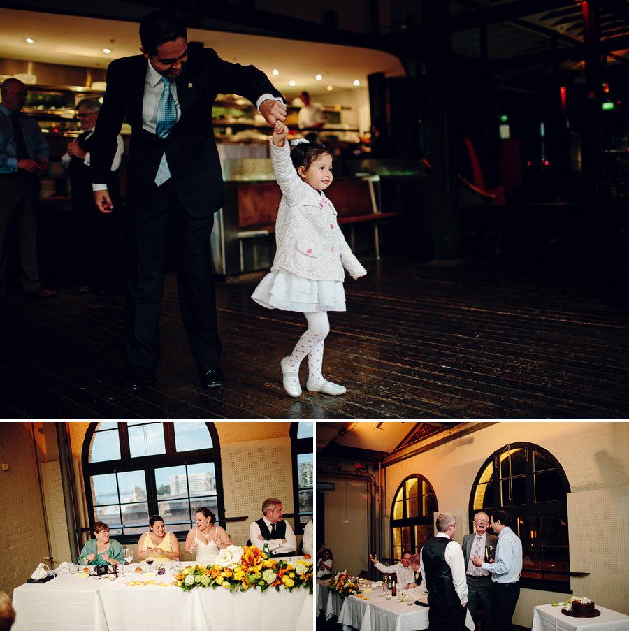 The Rocks Wedding Photographers: Reception
