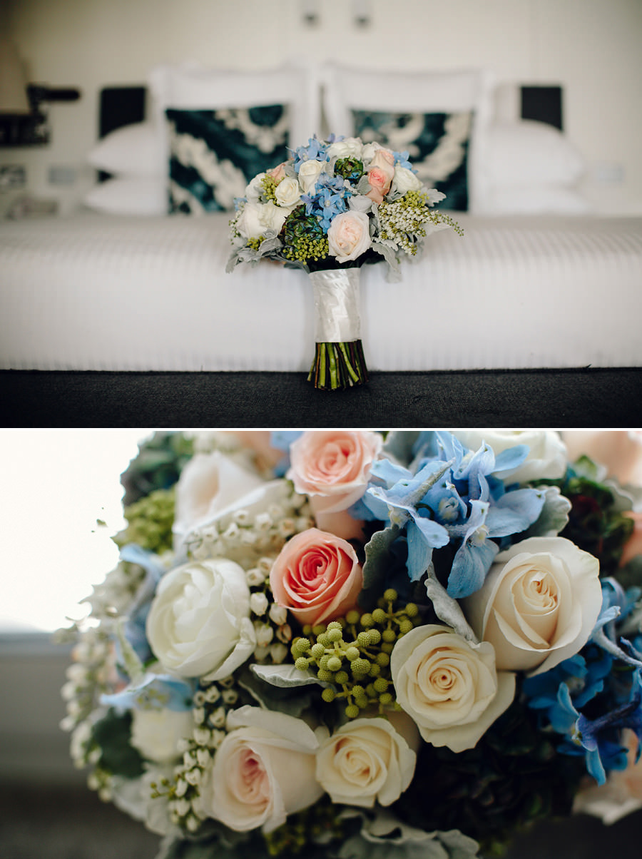 The Sebel Pier One Wedding Photographer: Bouquet