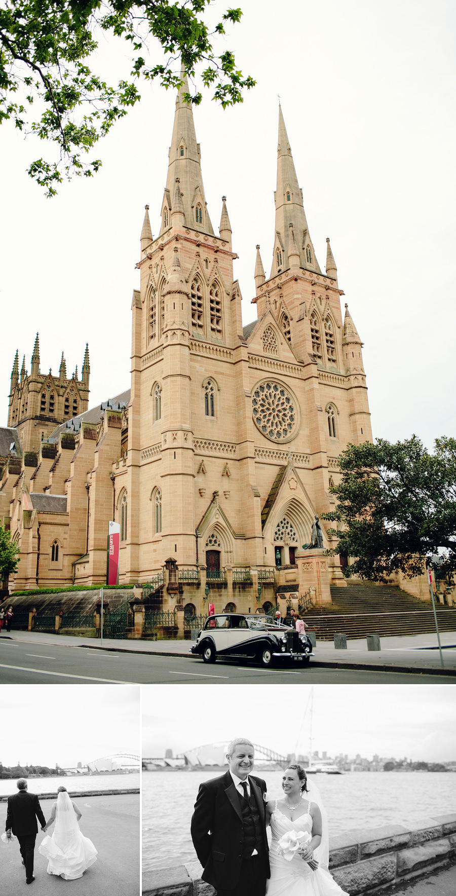 Timeless Wedding Photographers: St Marys Cathedral