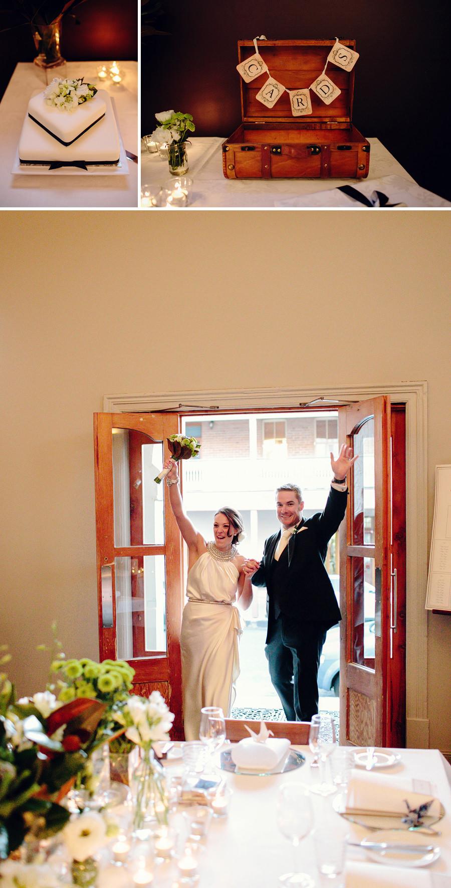 Tonic Millthorpe Wedding Photographer: Reception