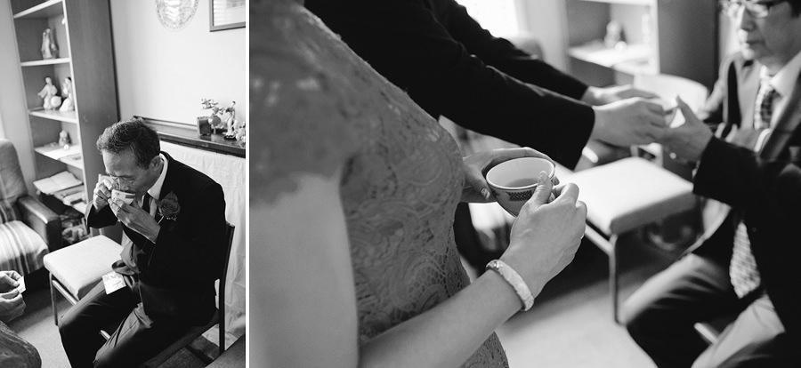 Traditional Chinese Wedding Photographers: Tea ceremony