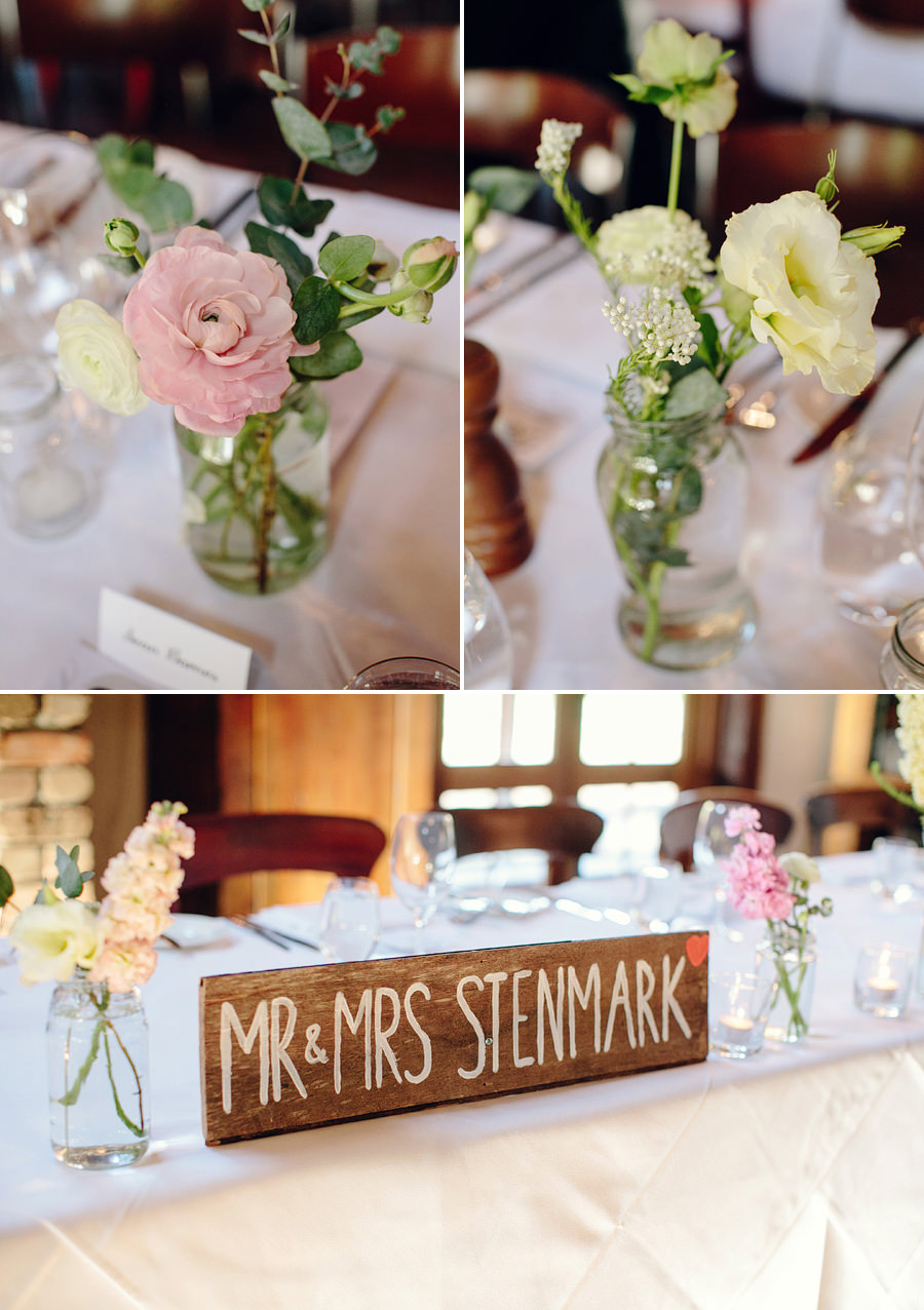 Vintage Wedding Photographers: Table details