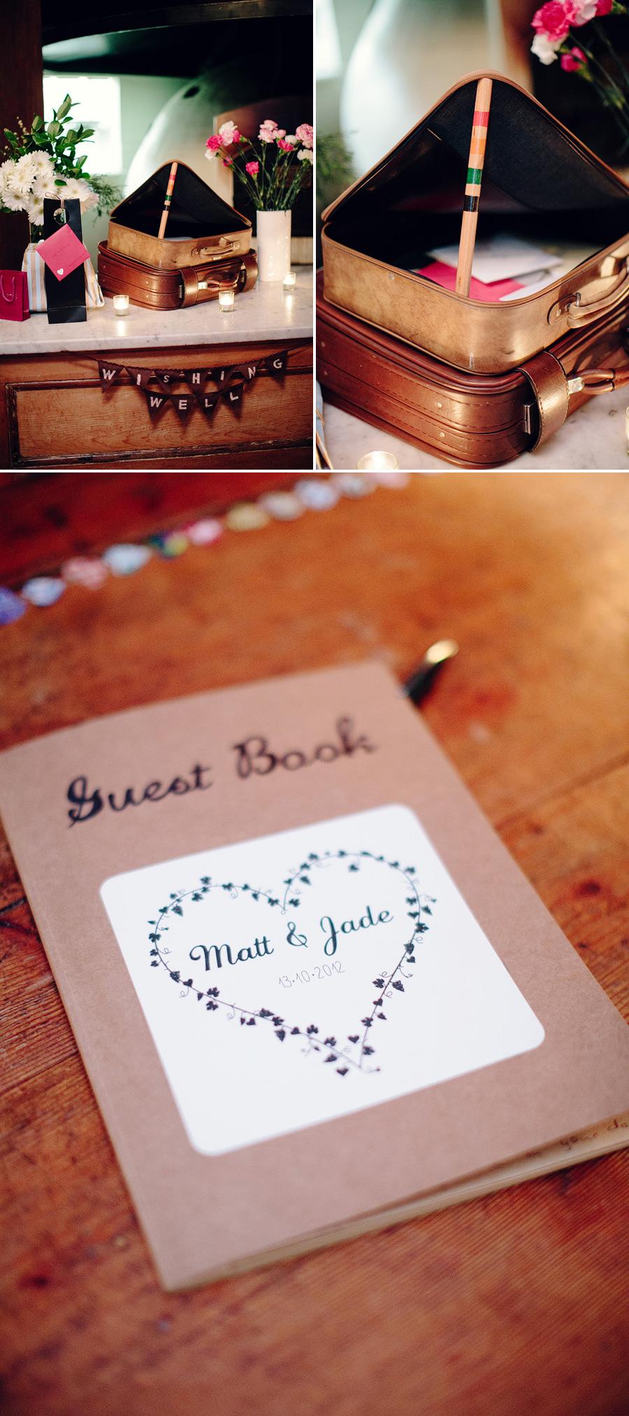 Vintage Wedding Photography: Reception details