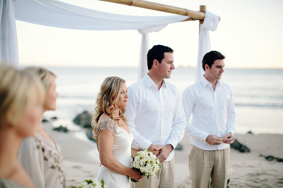 Wategos Wedding