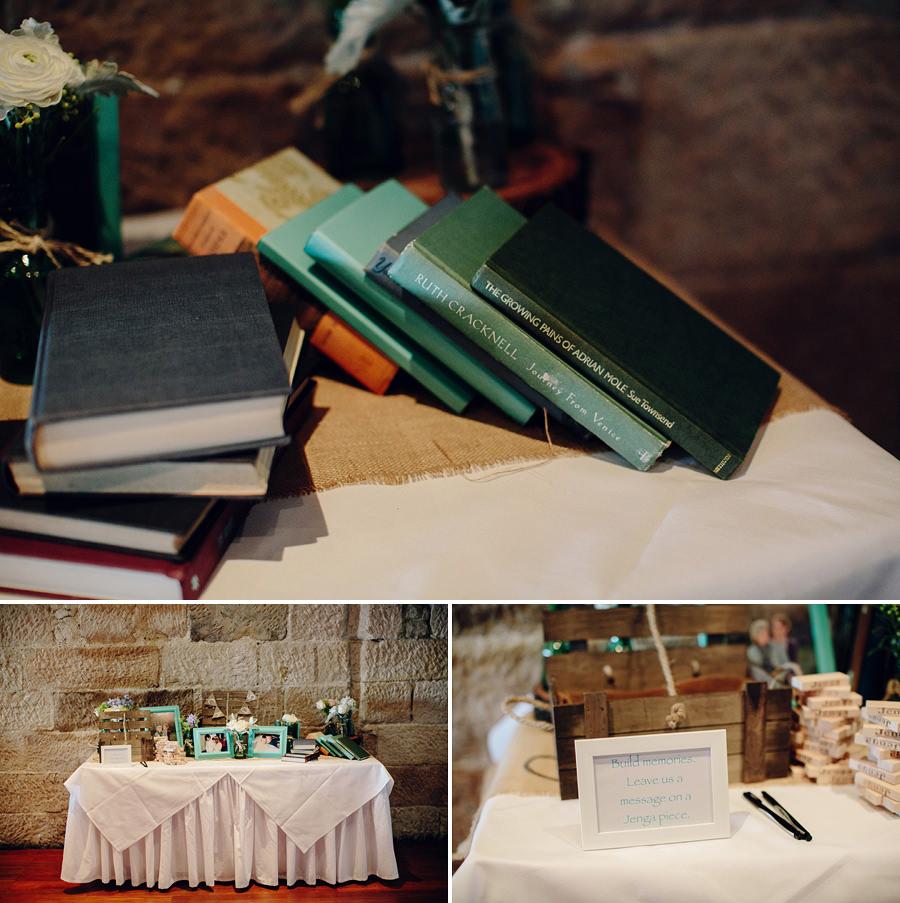 Wolfies Wedding Photographer: Reception details