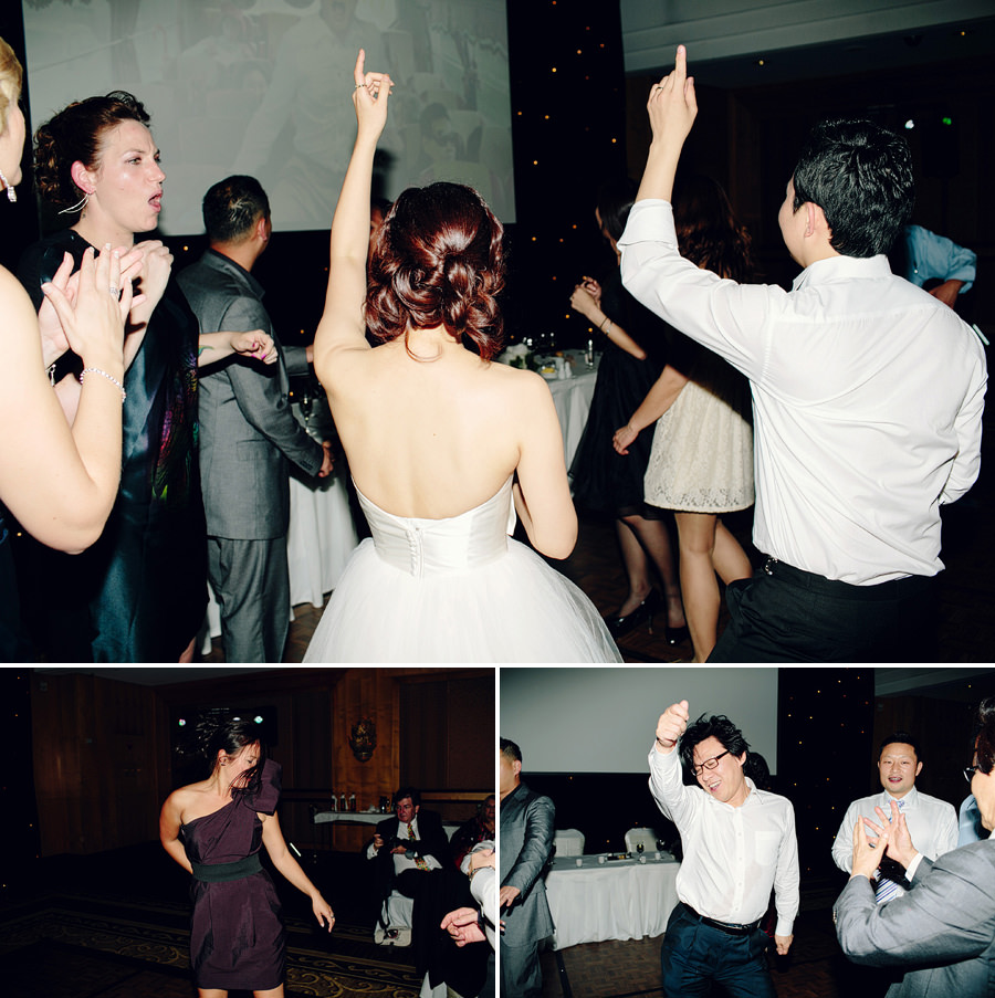 Contemporary Wedding Photography: Party