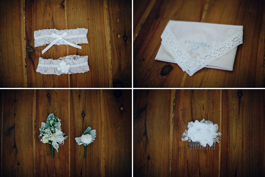Country Wedding Photography: Bride's Details