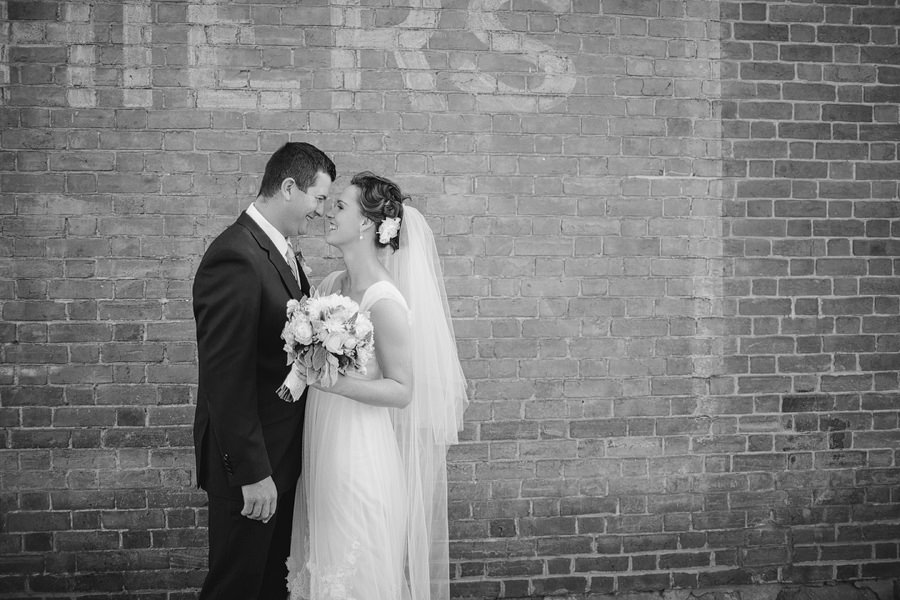Forbes Wedding Photographer: Bride and Groom