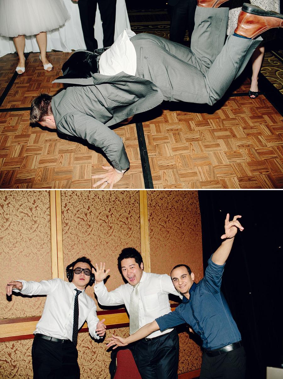 Modern Wedding Photographers: MC's with DJ