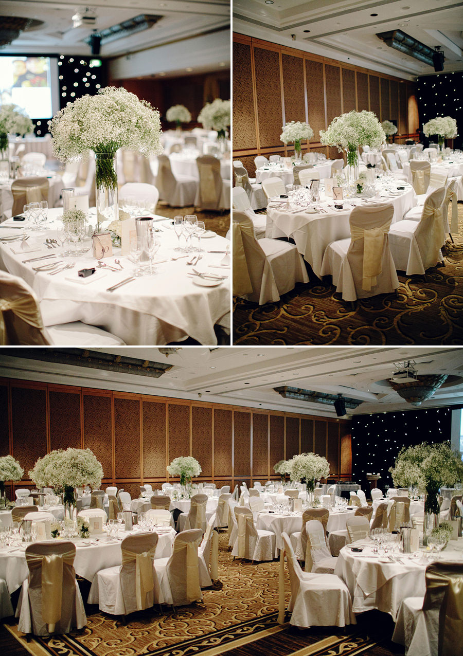 Shangrila Hotel Wedding Photographer: Reception Details