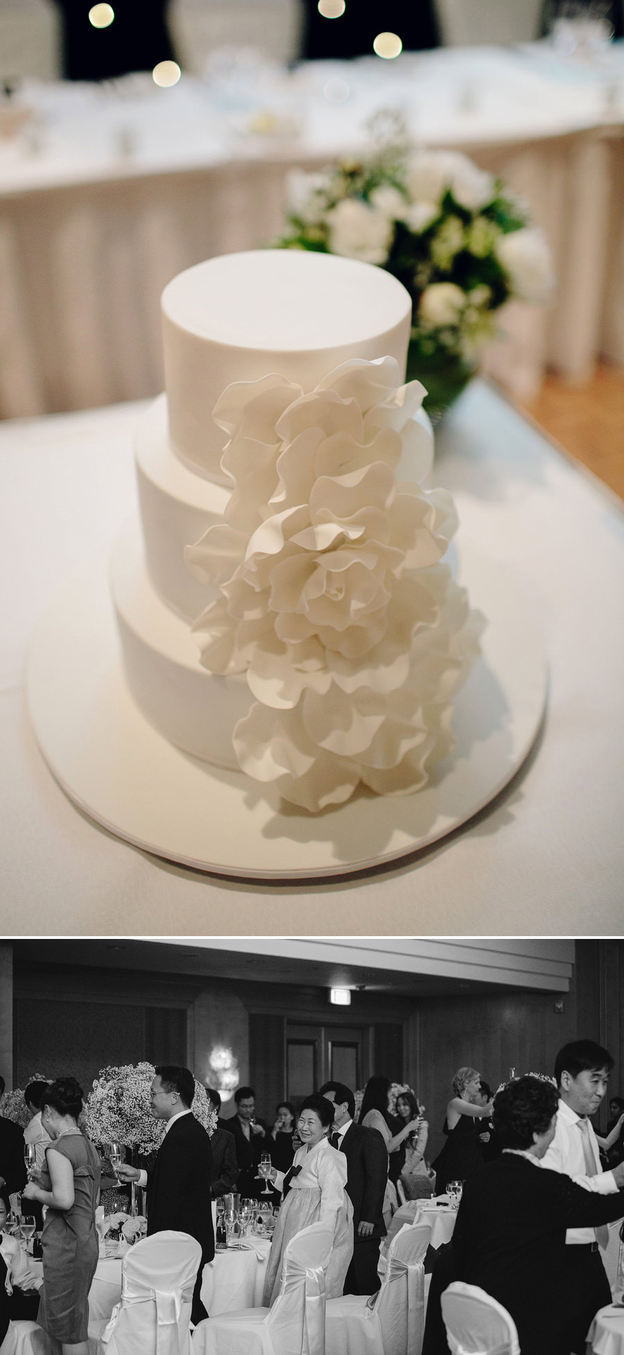Shangrila Hotel Wedding Photographers: Cake