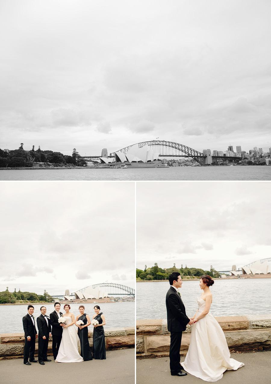 Sydney Wedding Photographers: Harbour Bridge