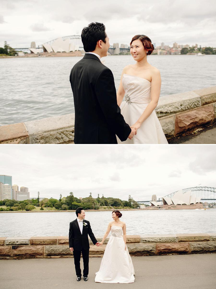Sydney Wedding Photography: Bride & Groom portraits