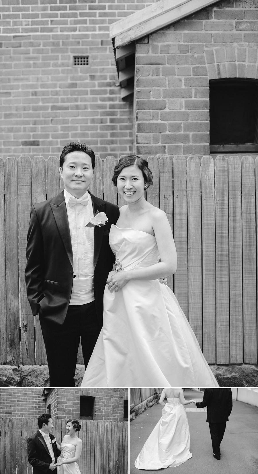 The Rocks Wedding Photographer: Bride & Groom