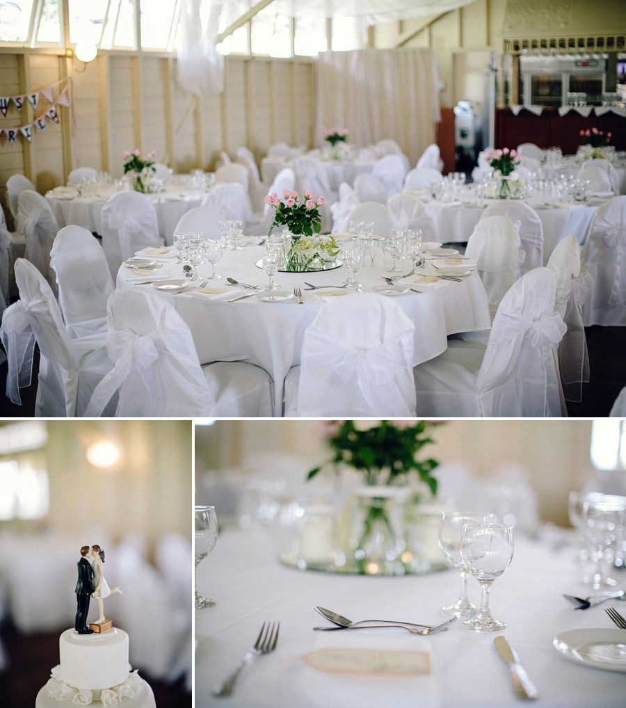 Athol Hall Mosman Wedding Photographer: Reception details