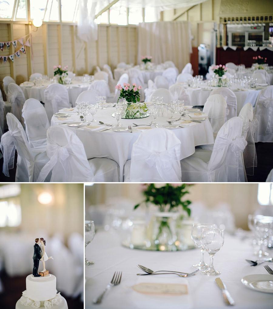 Athol Hall Mosman Wedding Photographer: Reception details