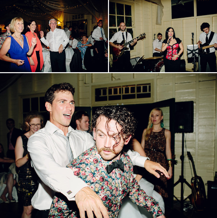Contemporary Wedding Photography: Dancing