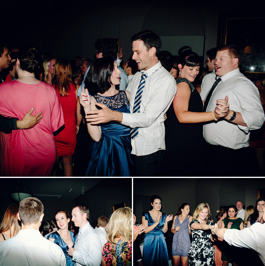 Contemporary Wedding Photography: Dancefloor