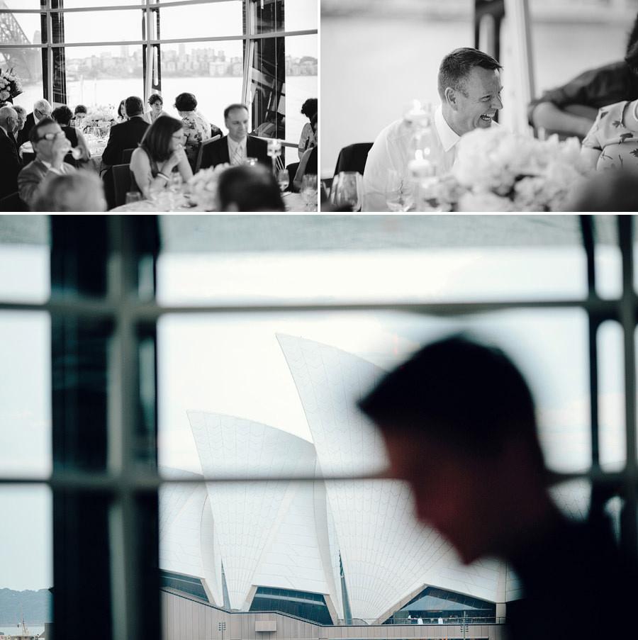 Peter Gilmore Restaurant Sydney Wedding Photographer: Reception